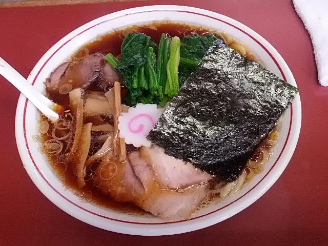 長岡生姜醤油系の筆頭といえば。