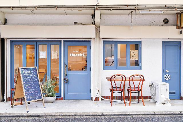 人情横丁に野菜ソムリエが営む「ヘルシーカフェ ハッチー」オープン