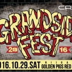 新潟で音楽を楽しもう!「GRANDSIDE FEST -グランドサイドフェスト-」