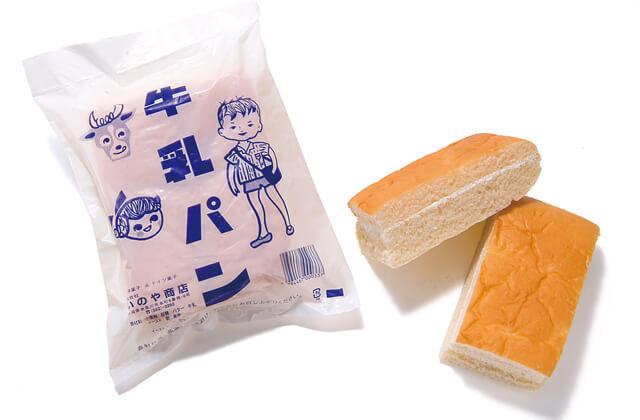 リーベル・イノヤの「牛乳パン」