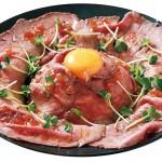 新潟で肉を食べる「ローストビーフ丼」5選
