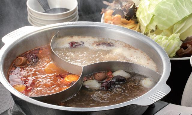 楼蘭の好爽鍋