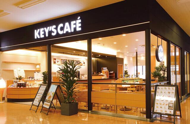 KEY'S CAFE 店内