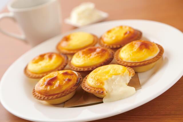 MIMATSU CAFE チーズタルト