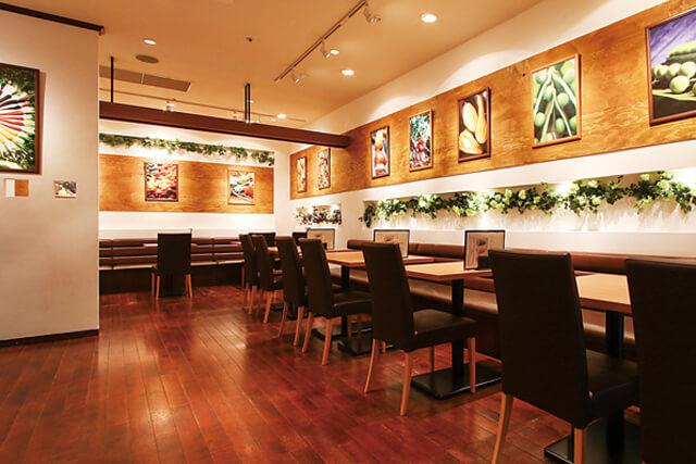 MIMATSU CAFE 店内