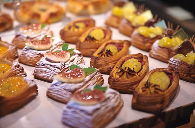 カンパーニュ(阿賀野市)の季節のパン