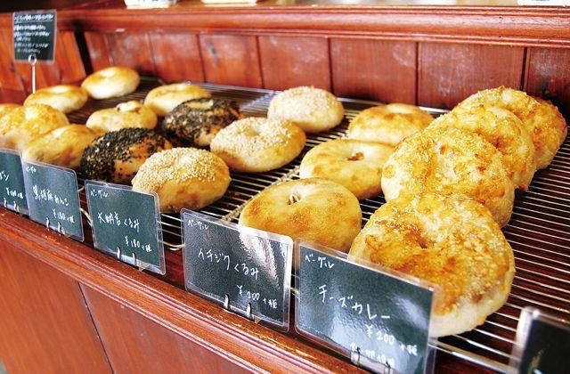 Hase Bakery(新潟市東区)のパン