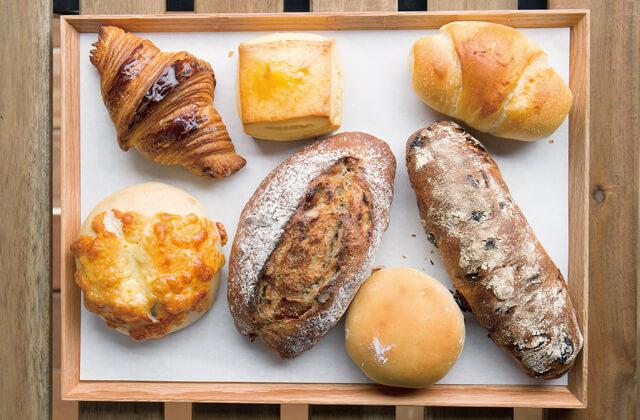 さとやベーカリー(南魚沼市)のパン