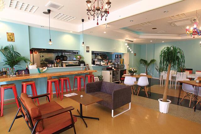 Buena Vista CAFE 店内