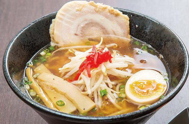 蒲公英拉麺 YAMATOの上越田舎みそラーメン