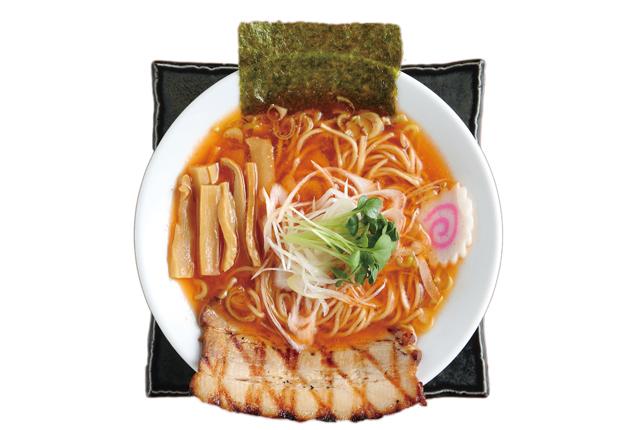 麺屋仁-海老そば醤油