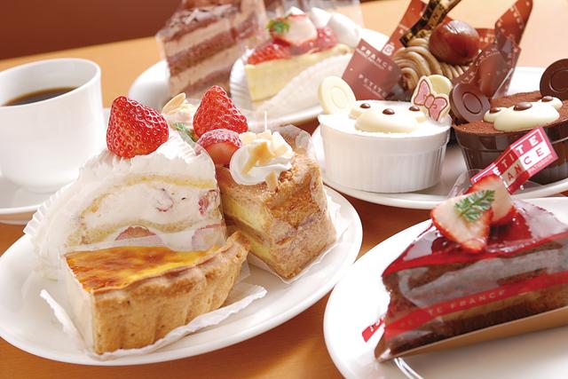 FUJIYA Dessert Cafe 新潟駅CoCoLo南館店