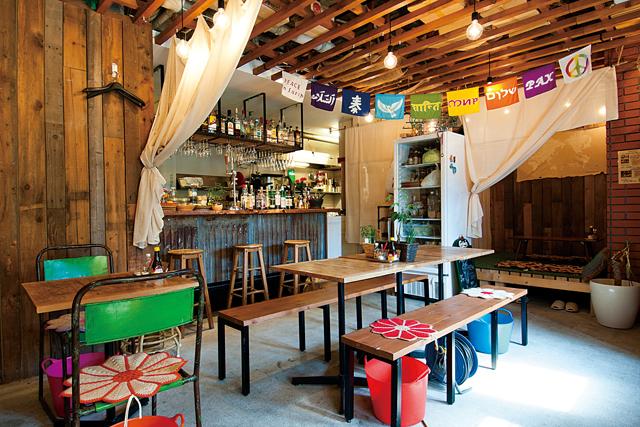 TRIP TRIBE CAFE