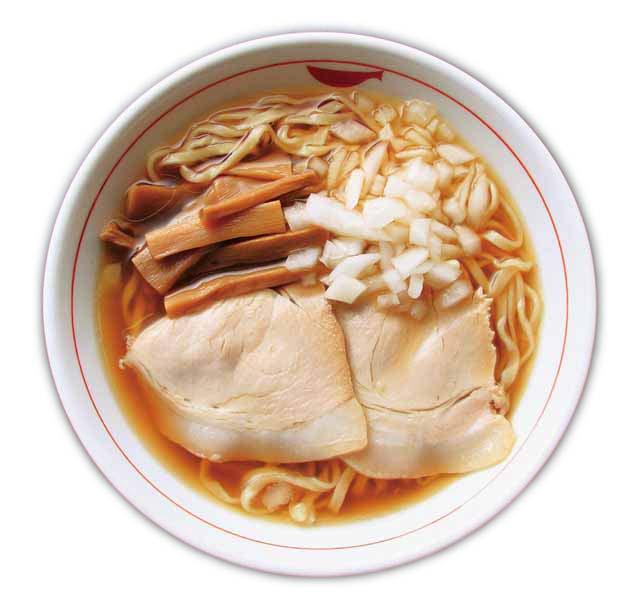 市松-煮干し醤油
