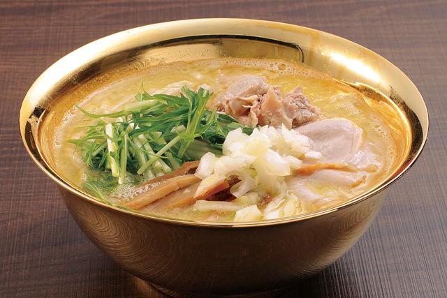 鶏と煮干しの中華そば 市松