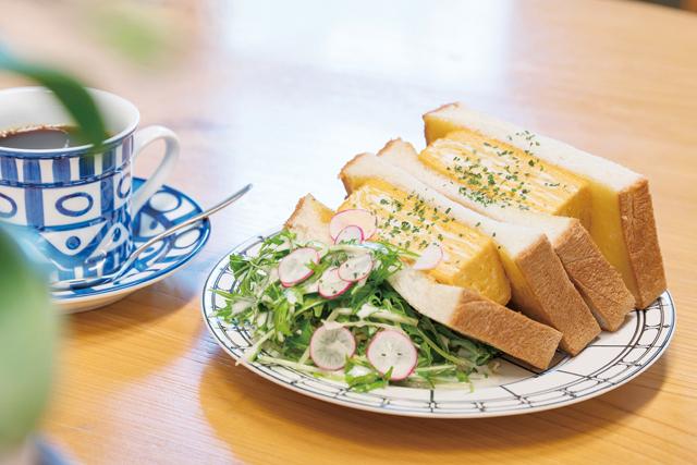 Cafe サカナノセナカ