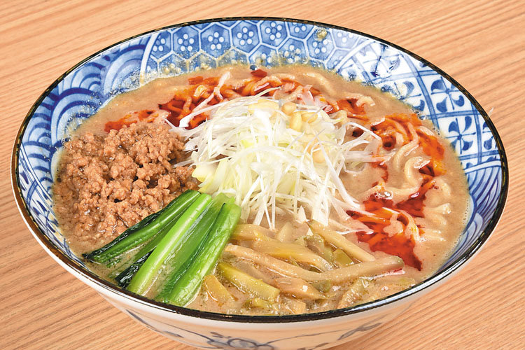 柳麺 竜胆