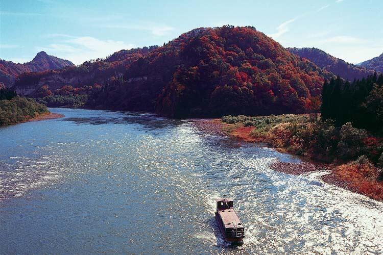 阿賀野川ライン