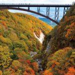街や山、ドライブや空中遊覧で美しい秋を満喫♪新潟県内・近県 絶景紅葉スポット58選