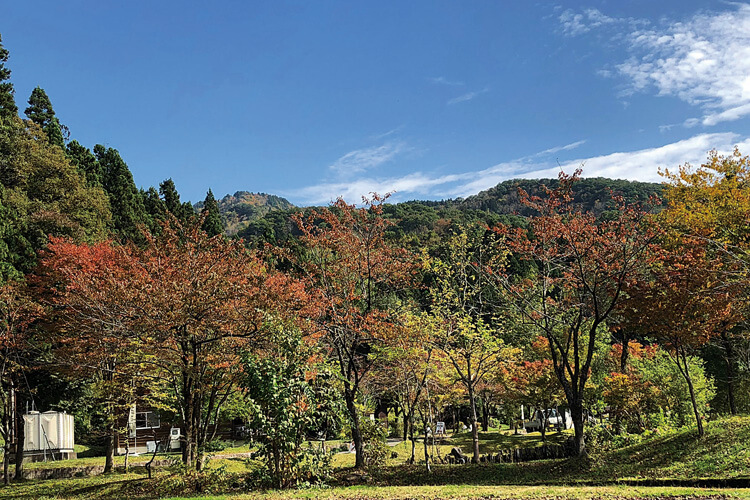 滝谷森林公園