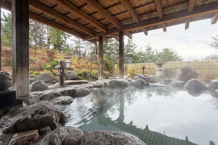 11城山温泉