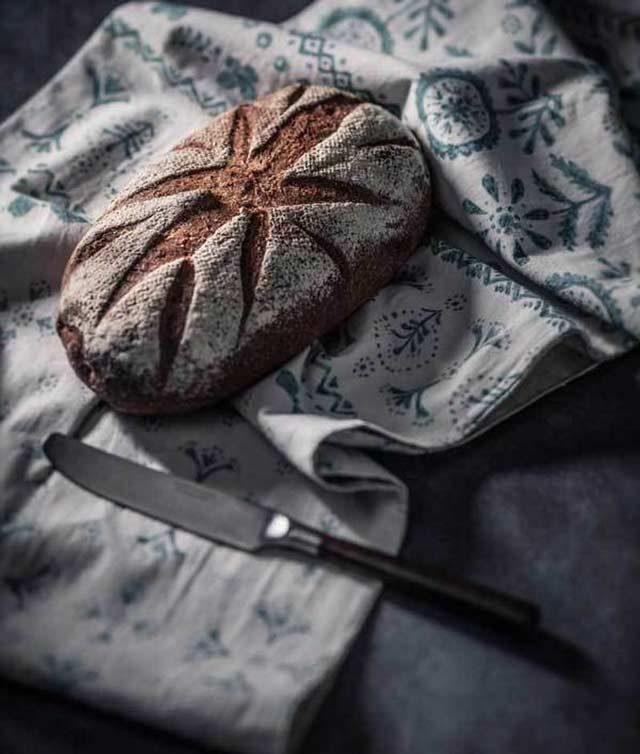一番人気のパン・ド・カンパーニュ