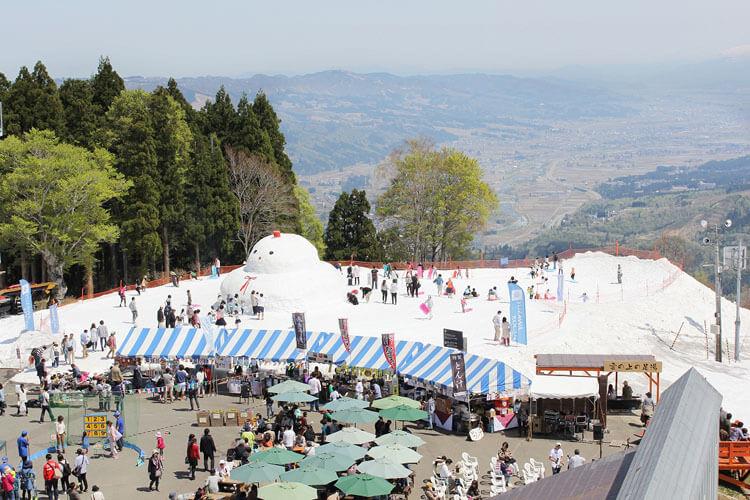 湯沢高原春の雪まつり750500