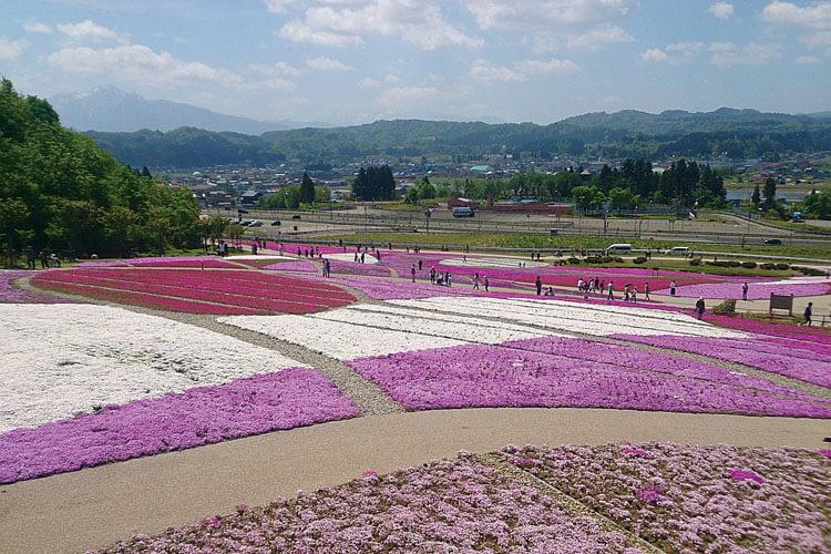 花と緑と雪の里公園750500