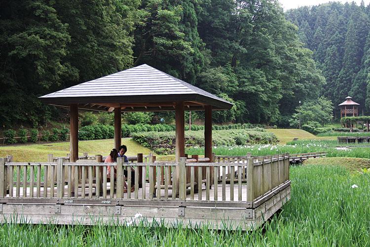 しらさぎ森林公園