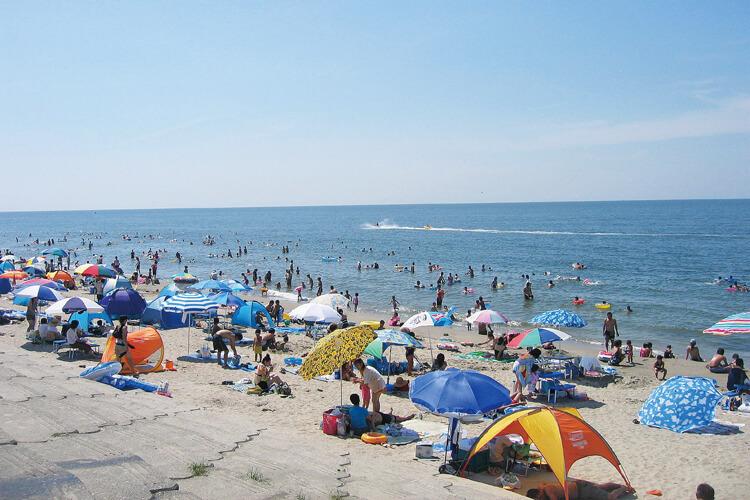 藤塚浜海水浴場