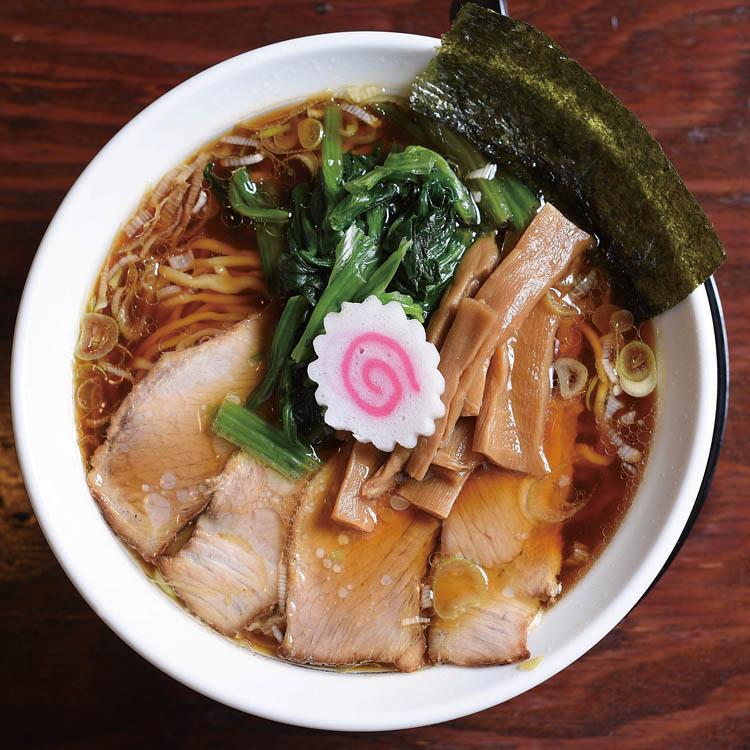 麺や秀佳-長岡生姜醤油750
