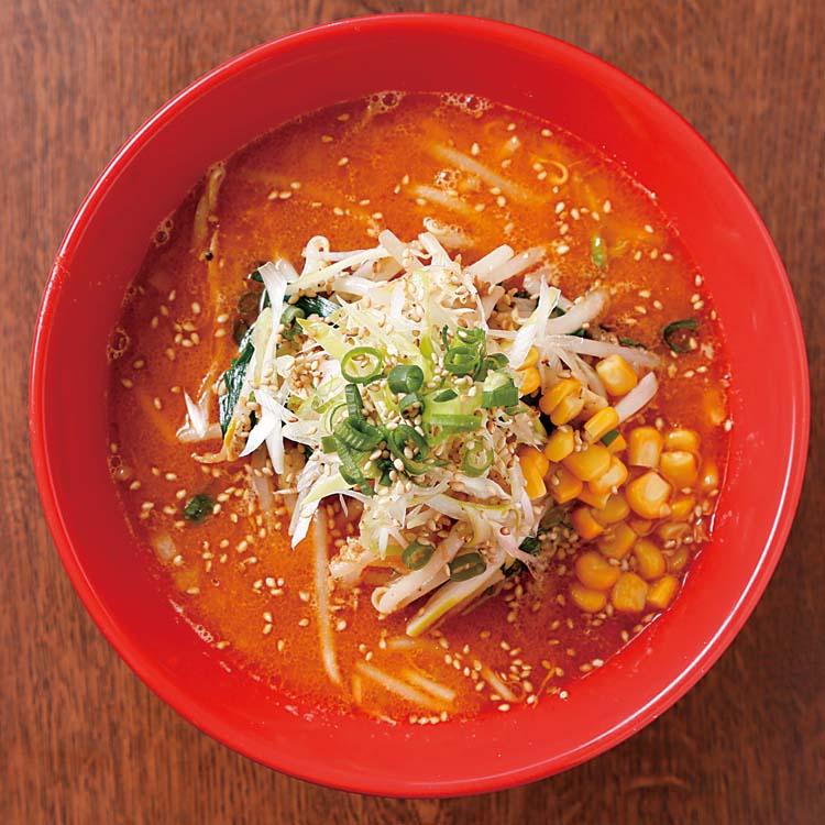 麺食房 わたなべ-濃厚味噌750