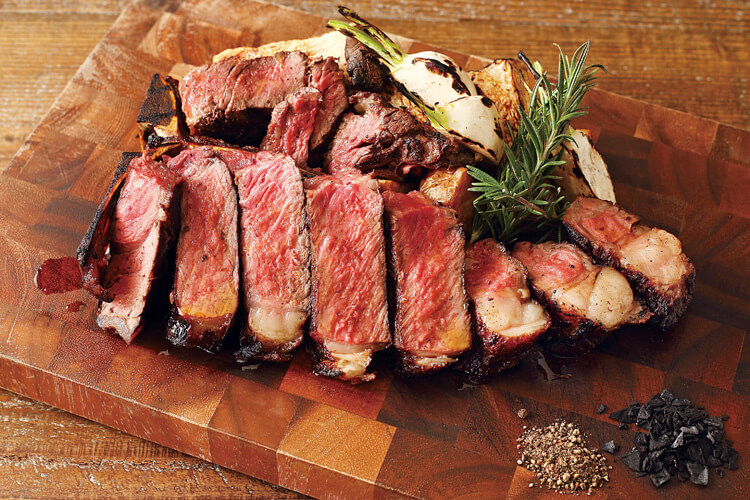 COLT aging beef & grill