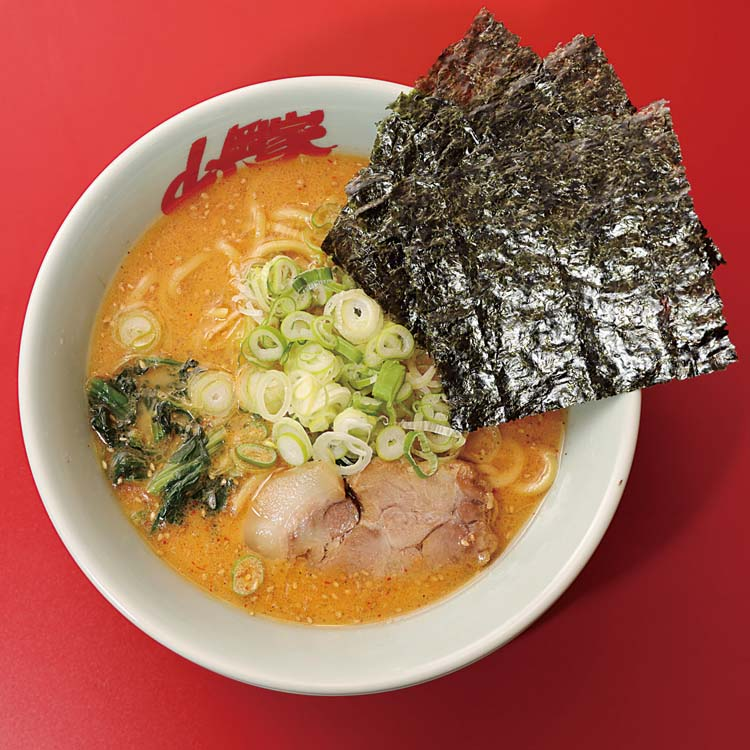 山岡屋-特製味噌ラーメン750