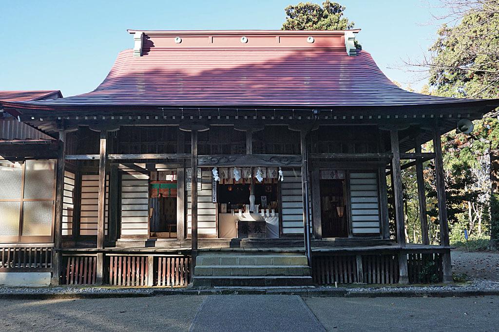 春日神社-本殿