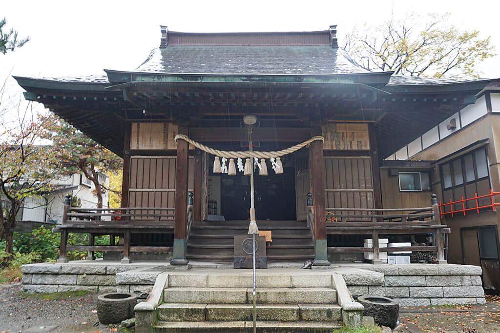 少彦名神社-本殿