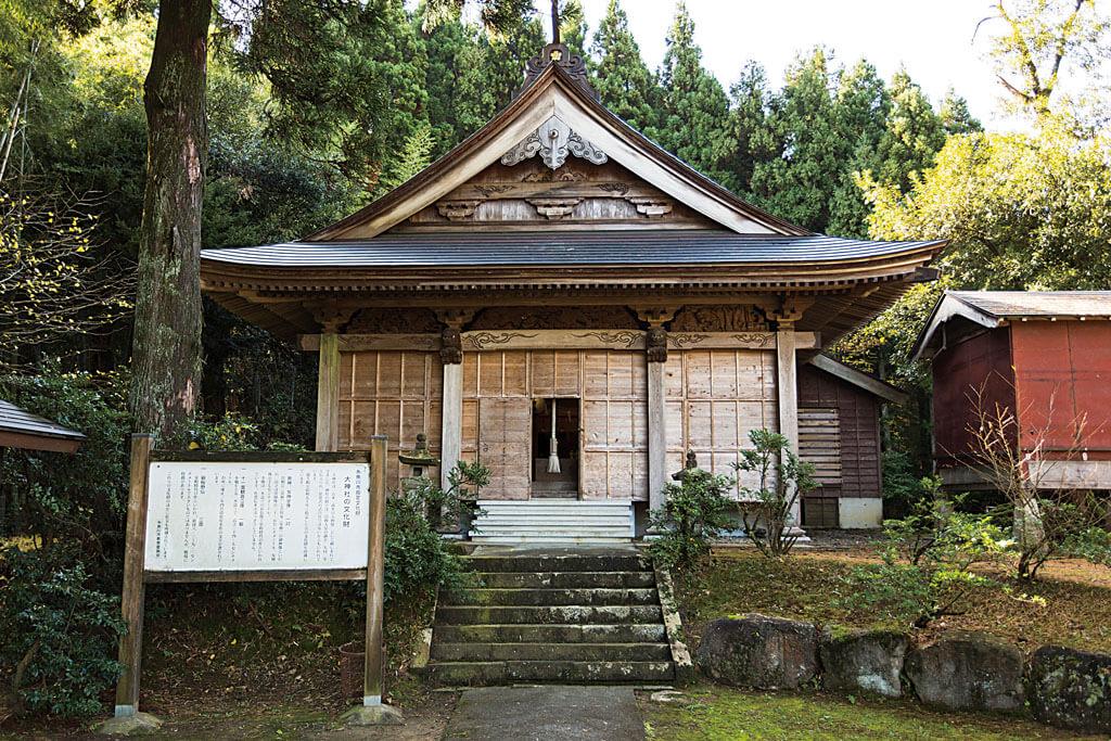 大神社-本殿