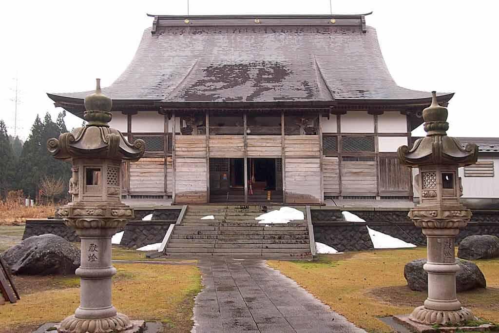 駒形山 妙高寺