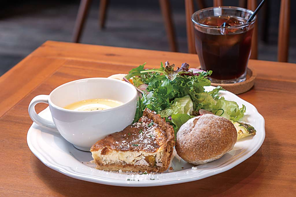 dessert&cafe bulbe