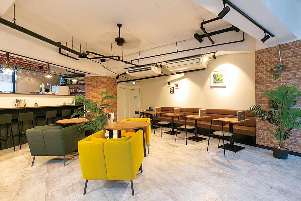 cafe bar Lettuce