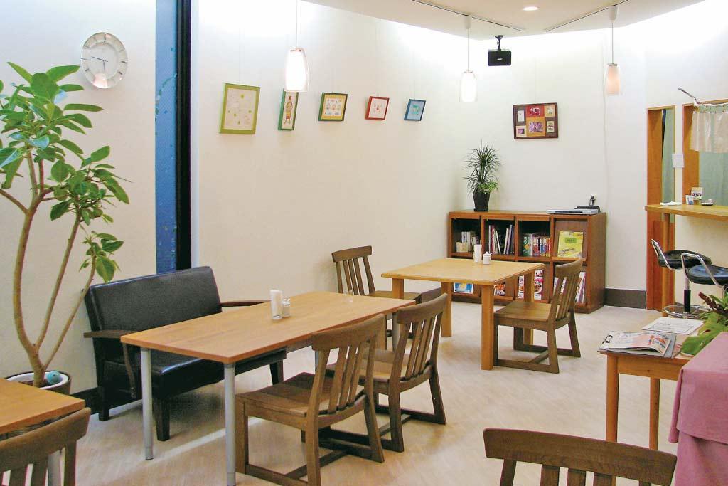 つぼみ屋 cafe