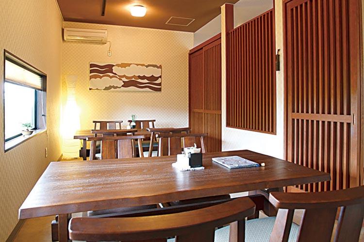 日本料理と蕎麦 魚哲
