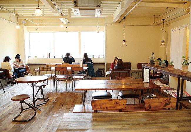 96 糸魚川店の店内