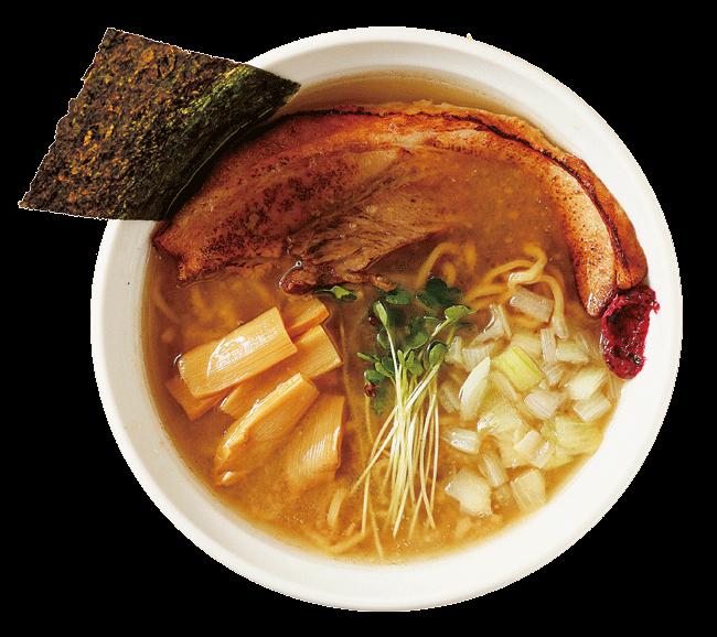 麺家 〆家 秀吉の醤油ラーメン