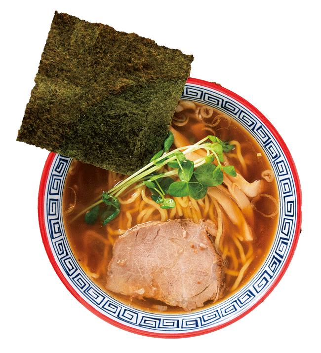 長岡拉麺食堂 五平のラーメン