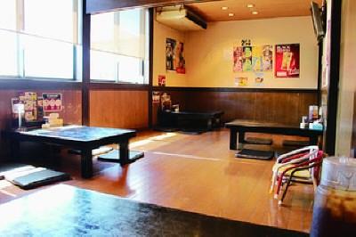 酒麺亭 潤 燕総本店