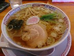 新発田市のまる七のラーメンは美味かった。...