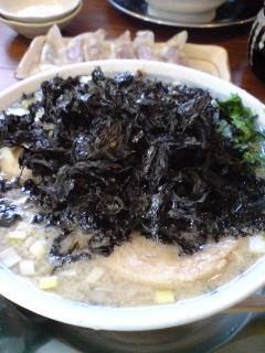 侍元のちゃっちゃ麺