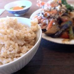マリールゥでマクロビオティックなランチ食べてみた。