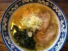 見た目も美しい澄んだスープ